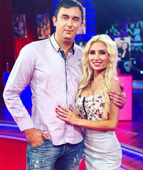 Розалия Райсон прощает Андрея Шабарина только из меркантильных соображений