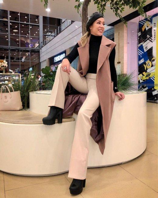 Надя Ермакова выступила в роли модного эксперта