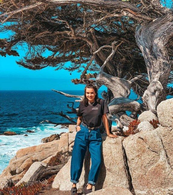 Фотоподборка с путешествия Ксении Беродиной с мужем в Америку