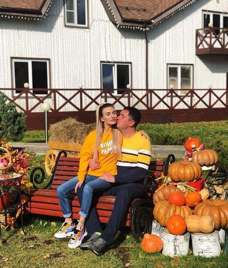 Розалия Райсон и Андрей Шабарин радуются жизни несмотря ни на что