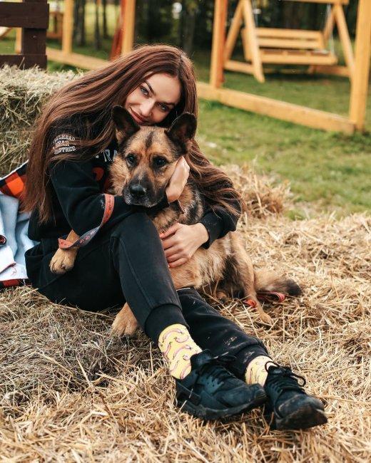 Алена Водонаева показала свою безответную любовь