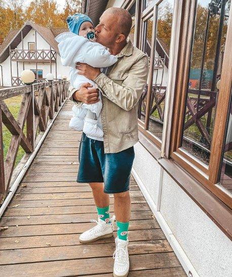 Илье Яббарову нельзя доверять ребенка