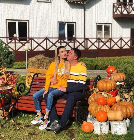 Розалия Райсон и Андрей Шабарин в предвкушении свадьбы