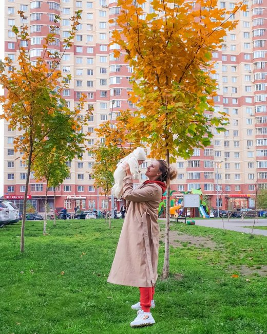 Ольга Гажиенко рассказала, как стремительно меняется ее младший сын