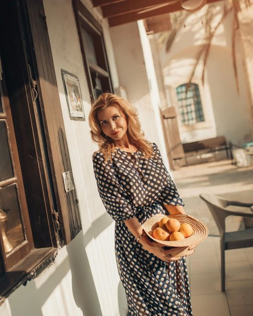 Фотосессия романтичной Ирины Александровны Агибаловой