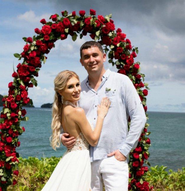 Фотоподборка со свадьбы Андрея Шабарина и Розалии Райсон