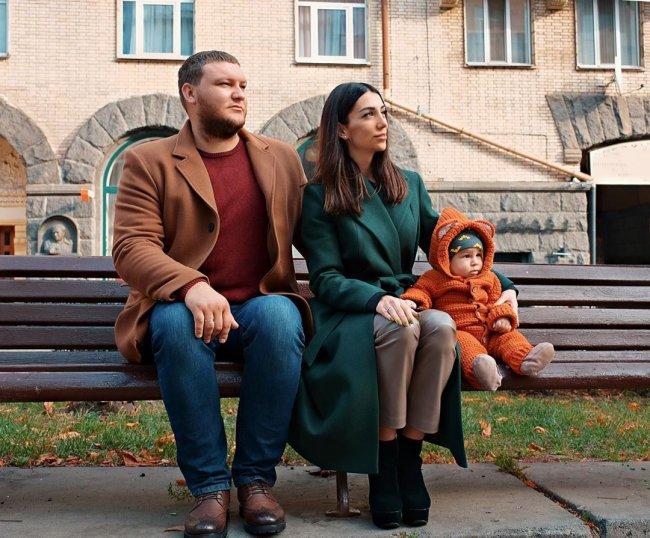 Дана Николенко жалуется, что ссоры с мужем при ребенке стали слишком частыми