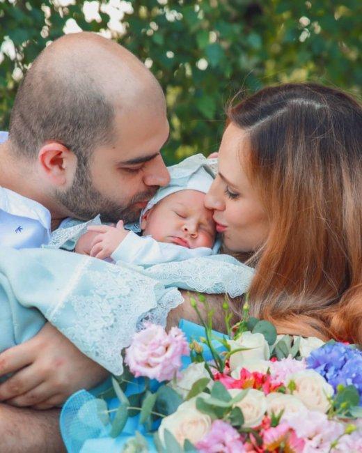 Ольга Гажиенко хочет стать многодетной мамой