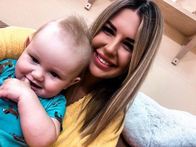 Майя Донцова завершила подготовку к беременности