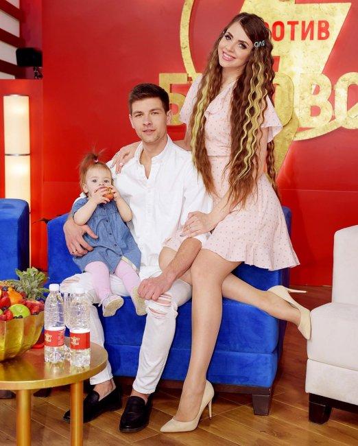 Дмитрий Дмитренко официально объявил: «Мы ждем второго ребенка»