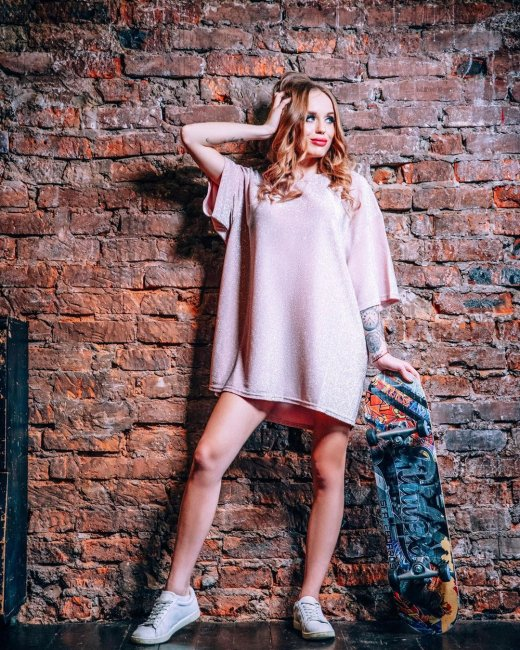 Милена Безбородова снова нашла недостатки в своей внешности