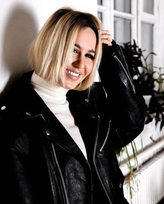 Маша Кохно отказалась от длинных волос