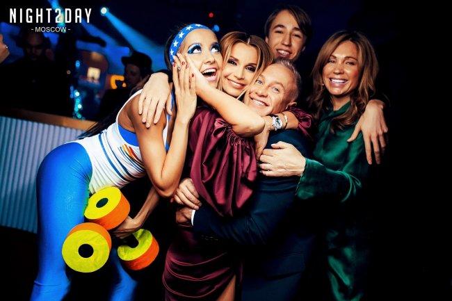 Фотоподборка с Дня рождения Ольги Орловой