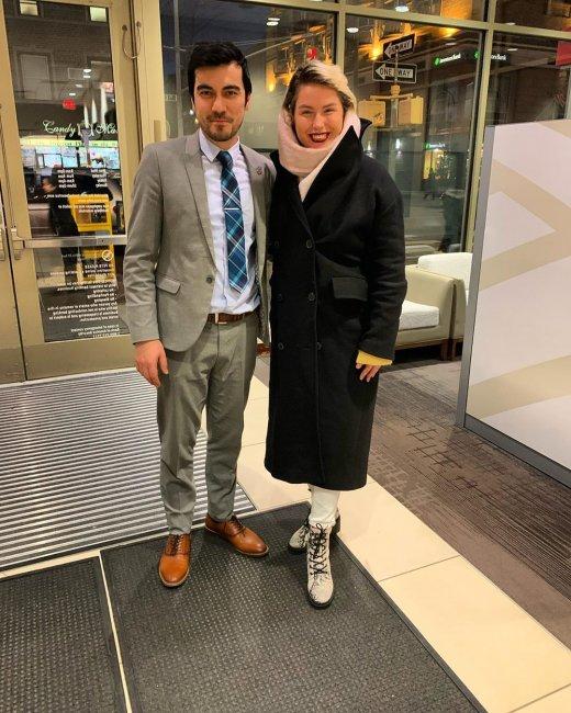 Оксана Ряска открыла счет в одном из лучших банков Америки
