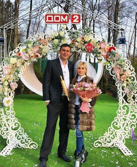 Отношения Розалии Райсон и Андрея Шабарина после свадьбы стали еще лучше