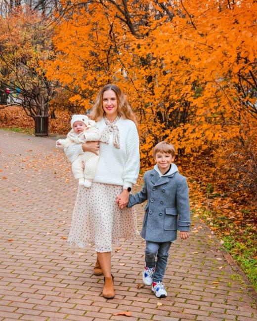 Ольга Гажиенко рассказала, как сделала свою семью популярной