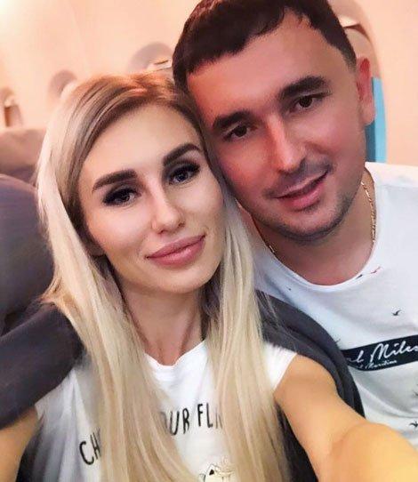 О фальшивой паре Розалии и Андрея Шабариных даже нечего сказать