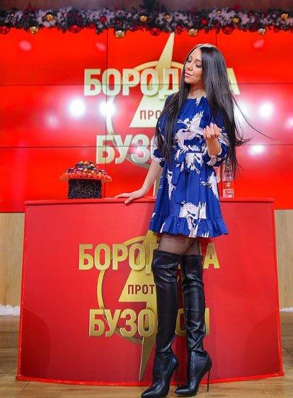 Алена Савкина мучается от безделья