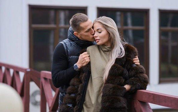 Катя Скалон надеется, что Кристина Лясковец не навредит ее отношениям с Федей Стрелковым