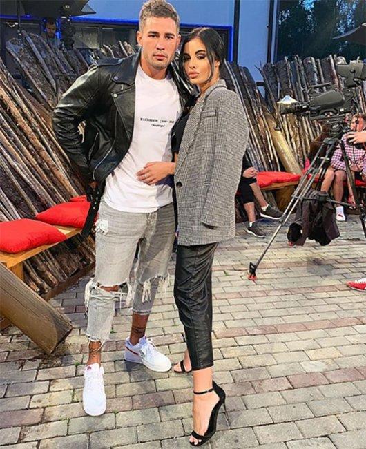 Захар Саленко и Яна Шафеева разругались из-за беременности Насти Котковой