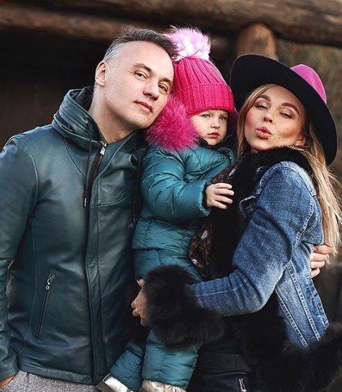 Фотосессия счастливой семьи Насти Лисовой