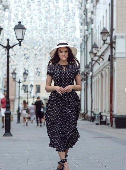 Фотосессия экс-участницы проекта Алены Водонаевой