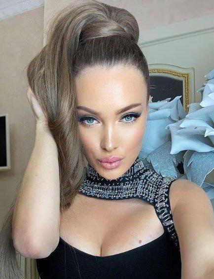Красавица Евгения Феофилактова любит весь мир