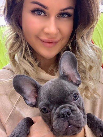 Фотоподборка Марины Африкантовой и с ее милой собачкой