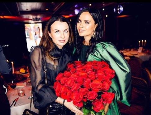 Фотоподборка с празднования Дня рождения Виктории Романец