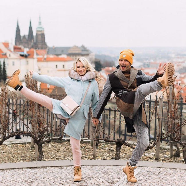 Фотоподборка с путешествия Кристины и Андрея Черкасовых в Прагу