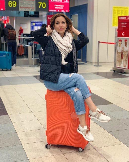 Ольга Орлова сбежала в отпуск и просит ее не искать