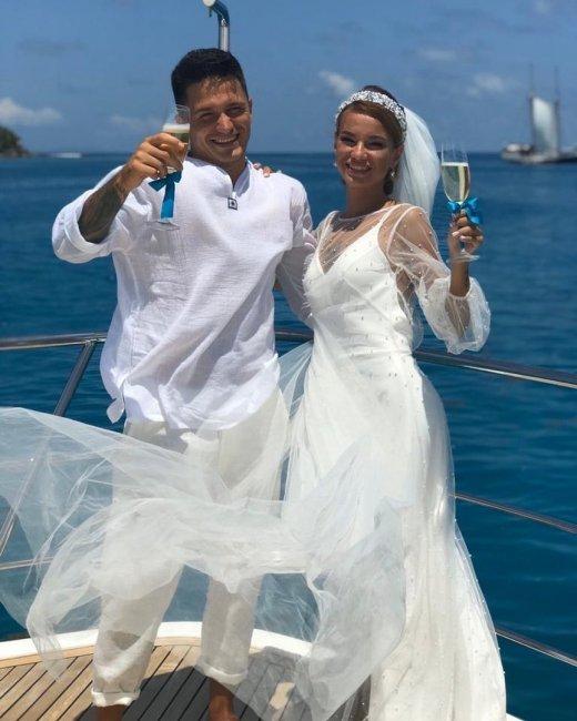 Фотоподборка со свадьбы Юли Щегловой и Игоря Русанова