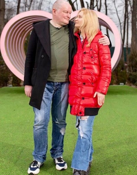 Фотоподборка Николая Должанского с женой на поляне «Дом 2»