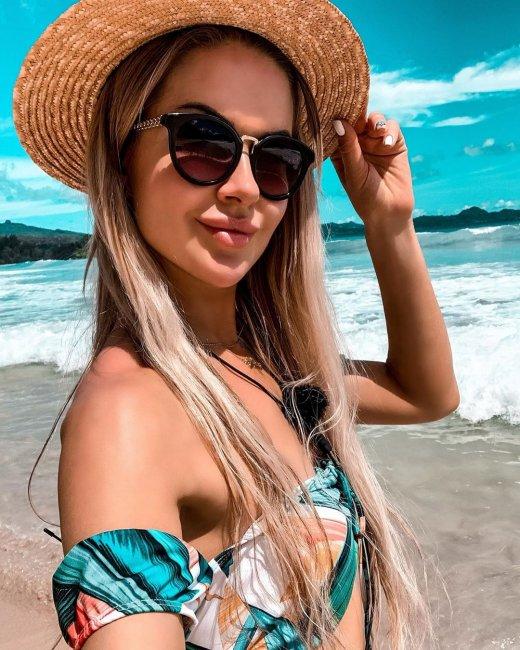 Марина Африкантова серьезно заболела на Сейшелах