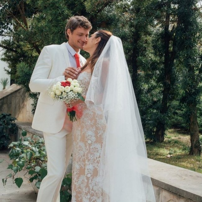 Фотоподборка свадебных фотографий Александра Задойнова