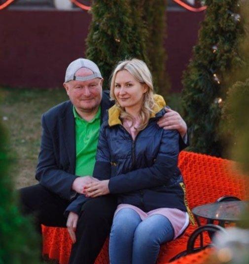 Фотосессия Кати Богдановой и Коляна Должанского на Поляне