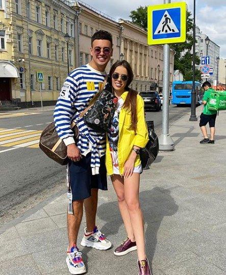 Даня Сахнов рад примирению с Таней Строковой