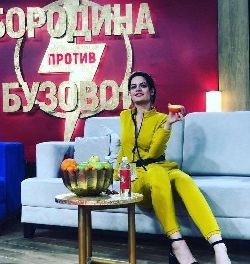 За периметром Захар Саленко провел время с Селеной Майер
