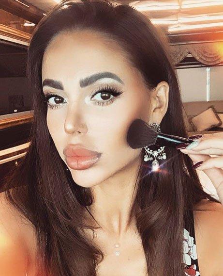 Юлия Белая рассказала о своих предпочтениях в макияже