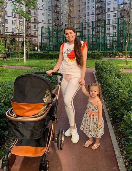 Ольга Рапунцель опровергла слухи, касающиеся ее младшей дочери