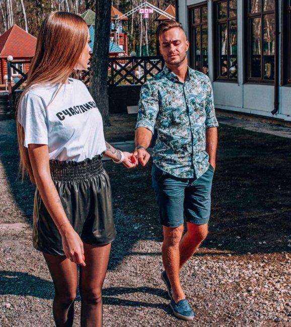 Милену Безбородову бросил новый возлюбленный