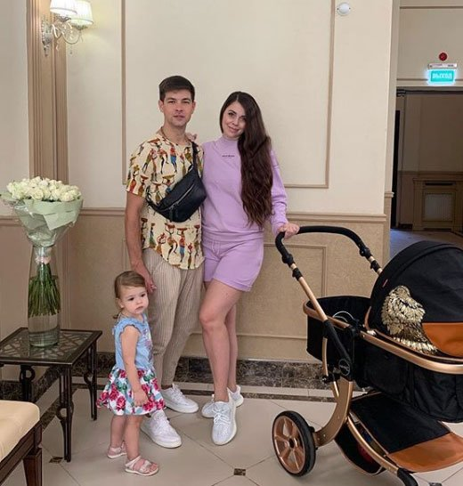 Дмитрий Дмитренко благодарен жене за счастливую семейную жизнь