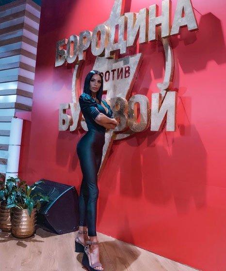 Юлия Белая ждет встречи с Женей Ромашовым в Москве