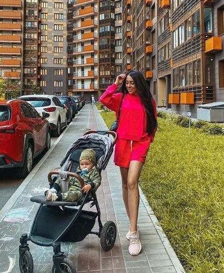 Алена Савкина постепенно воплощает в жизнь свой проект