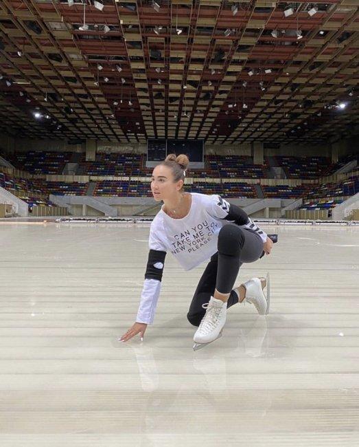 Ольга Бузова примет участие в шоу «Ледниковый период» на Первом канале