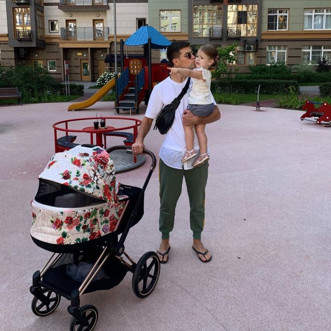 Дмитрий Дмитренко: Люблю своих принцесс!