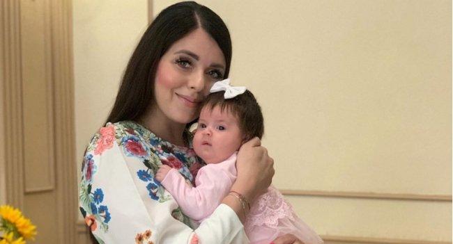 Ольга Рапунцель раскрыла имя младшей дочери