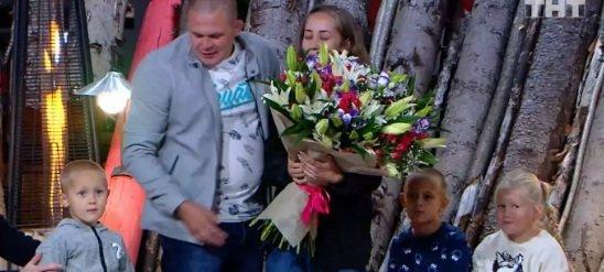 На проект пришли жена и трое детей Евгения Солонского