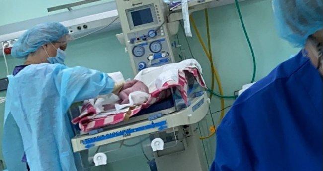 Ангелина Монах рассказала, как она и дочь себя чувствуют после родов