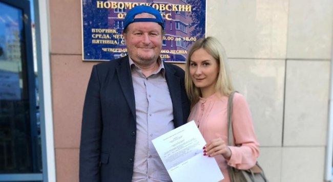 Катя Богданова сбежала от Николая Должанского